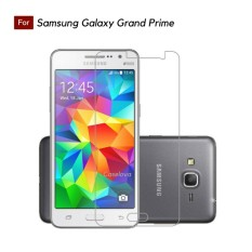 Tempered Glass Screen Protector Anti Gores Kaca Samsung Galaxy Grand Prime / G530 - Clear