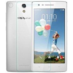 Tempered Glass Pelindung Layar untuk OPPO R1 R829 Telepon