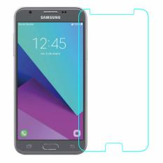 Samsung Galaxy J3 2017 (J3 Prime)  Anti Gores Kaca / Tempered Glass Kaca Bening