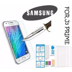 Tempered Glass Screen Protector for Samsung Galaxy J3 Prime