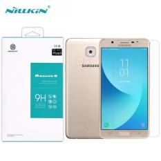 Toko Tempered Glass Screen Protector Untuk Samsung Galaxy J7 Max Nillkin Amazing 3Mm 9 H Tempered Glass Untuk Galaxy J7 Max 5 7 Clear Intl Online