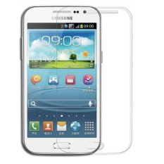 Tempered Glass Pelindung Layar untuk Samsung GALAXY Win/Grand Quattro (Clear)