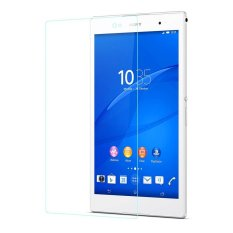 Tempered Glass Screen Protector untuk Sony Xperia Z3 Tablet Compact (Clear)-Intl