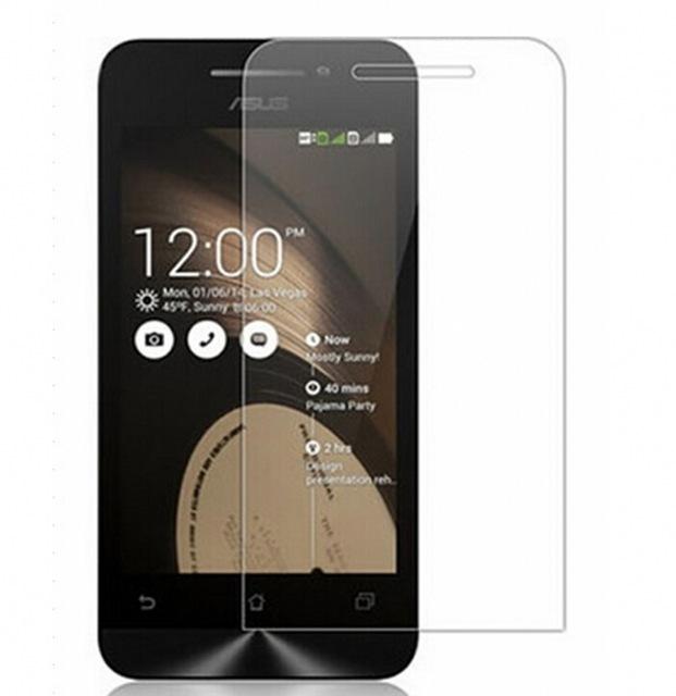 Vn Asus Zenfone 4 / A400CG / A401CG Tempered Glass 9H Screen Protector 0.32mm - Bening Transparan