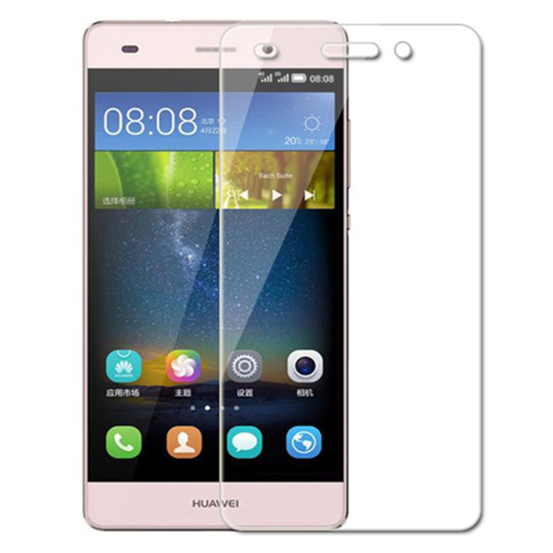 Vn Huawei Ascend P8 Lite / Dual / LTE Tempered Glass 9H Screen Protector 0.32mm - Transparan