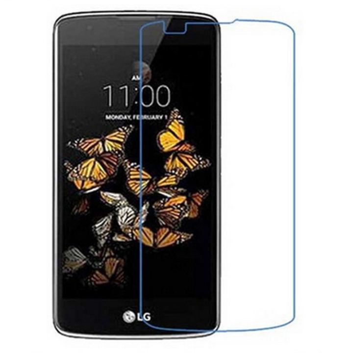 Tempered Glass 9H Screen Protector 0.32mm - Transparan. Vn LG K8 .