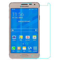 Tempered Glass Smile Screen Protector for Samsung Galaxy Alpha