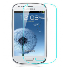 Tempered Glass Smile Screen Protector for Samsung Galaxy S3 Mini