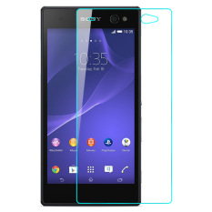 Tempered Glass Smile Screen Protector for Sony Xperia C4