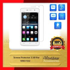 Tempered Glass Vivo Y22 Screen Protector .