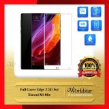 Jual Tempered Glass Xiaomi Mi Mix 3D Full Cover 2 5D White Online Di Banten