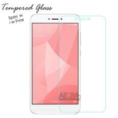 Tempered Glass Xiaomi Redmi 4X Screen Protector Pelindung Layar Kaca Anti Gores - Bening