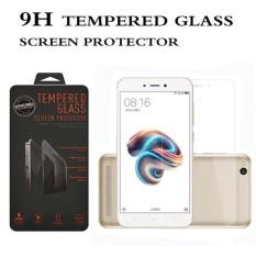 Tempered Glass Xiaomi Redmi 5A Ukuran 5.0 Inch Temper Anti Gores Kaca 9H / Pelindung Layar