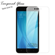 Tempered Glass Xiaomi Redmi Note 5A Screen Protector Pelindung Layar Kaca Anti Gores - Bening
