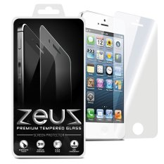 Jual Tempered Glass Zeus For Iphone 6 6S Depan Belakang 2In1 Anti Gores Clear Tempered Glass