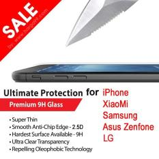 Tempered Glass ZTE V5 Screen Guard Anti Gores Protector Clear Anti Gores