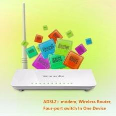 TENDA D151 Wireless N150 ADSL 2+ Modem Router  - intl