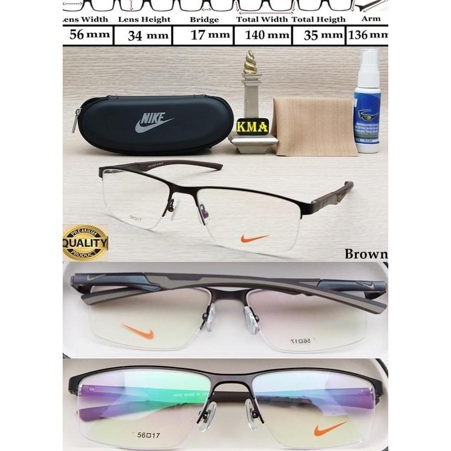 Terbaru Frame Minus Nike Pegasus Frame Kacamata Minus Nike Premium Frame Nike - Kdstr
