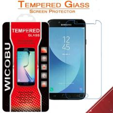 TERBARU! Wicobu Glass Premium Tempered Glass Clear Samsung J2 Pro 2018