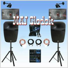 TERBARU...Paket Sound system Mixer Yamaha dan Mospro