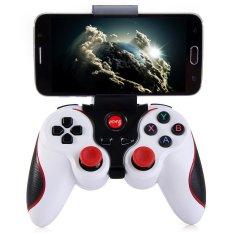 Terios T3 Nirkabel Bluetooth 3.0 Gamepad Joystick untuk Android Smartphone-Intl