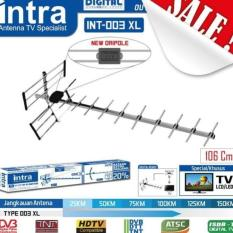 TERLARIS - ANTENA TV OUTDOOR INTRA INT-003XL BEST FOR LCD & LED TV
