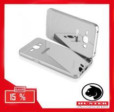 TERMURAH - Aluminium Bumper Mirror Samsung Galaxy J7