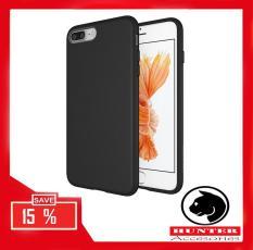 Termurah - Baby Skin Iphone 7 Plus Softcase Black Matte