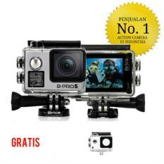 Termurah - Brica B-Pro 5 Alpha Edition 4K Mark II - AE2 Silver 2 Inch LCD Garansi Resmi