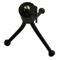 Termurah !! Mini Flexible Multifunction Tripod - Z01-2 - Kaki Tiga Kecil Fleksibel 360 Derajat Rotasi Rotation 12 Cm