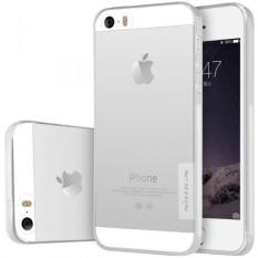Termurah !! Nillkin Nature TPU Case For Iphone 5/5s/SE - Transparent / Transparan Aksesoris Accesories Hp Handphone Ip Casing Cover Flexibel Fleksibel Lentur Ringan Tipis Berkualitas