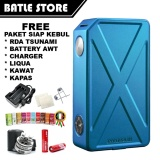 Top 10 Tesla Invader Iii 240W Authentic 100 Mod Premium Adjustable Biru Free Paket Siap Kebul Online