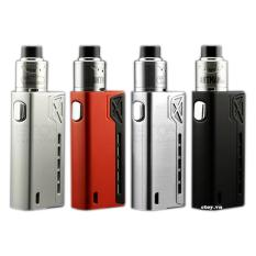 Spek Tesla Terminator Starter Kit 90 Watt Rda Antman 22Mm Authentic Rokok Elektrik Vape Tesla
