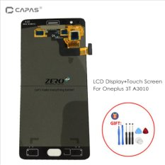 Tested Oneplus 3T A3010 LCD Display Touch Screen Digitizer - intl
