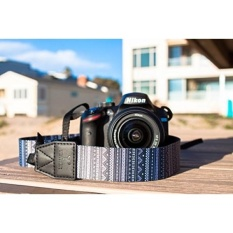 Tether Tali Kamera-Aztec Desain Tali Kamera untuk DSLR atau Kamera SLR, DSLR Tali Kamera. Aksesoris Kamera. Canon Tali Kamera. Nikon Tali Kamera-Intl