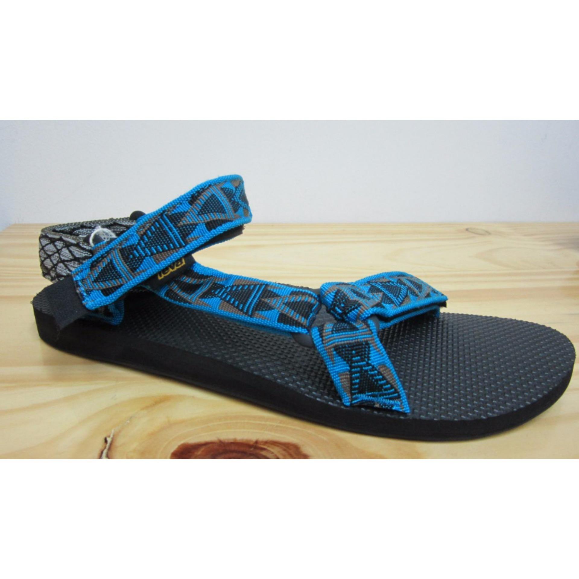 Teva Sandal Gunung Original Universal mashedup Blue - 1004006-M-BLUE
