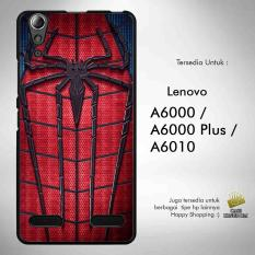 The Amazing Spiderman 1 Casing Custom Lenovo A6000 / A6000 Plus Case Cover