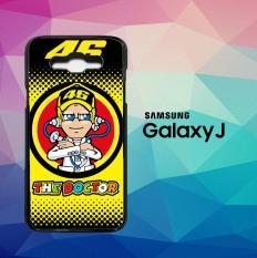 THE DOCTOR J0350 Casing Custom Hardcase Samsung Galaxy J1 (2016) Case Cover