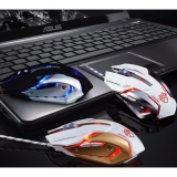 Harga Chassis Logam Mekanik Games Gaming Diam Diam Kabel Definisi Makro Usb Mouse Internet Cafe Cafe Intl Oem Online