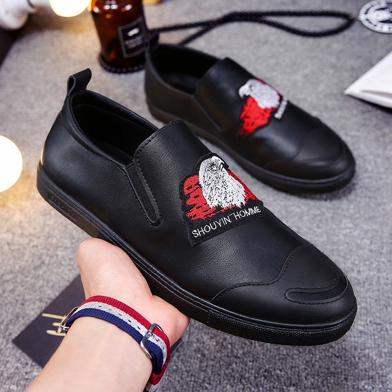 Spesifikasi The New Korea Fanchao Shoes Low Loafer Lazy Shoes Travel Shoes Intl Paling Bagus