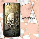 Spesifikasi The North Face Logo Z5387 Casing Custom Hardcase Vivo V5 Case Cover Bagus