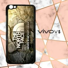 Beli The North Face Logo Z5387 Casing Custom Hardcase Vivo V5 Case Cover Cicilan