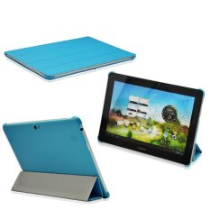 The Pad Cover for HUAWEI MediaPad 10 Link+ (Blue) - intl