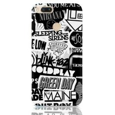 Jual The Xx Coldplay Arctic Monkeys The Neighbourhood Sleeping With Sirens The 1975 Band Z0252 Xiaomi Mi A1 Xiaomi Mi 5X Custom Case Cases Online