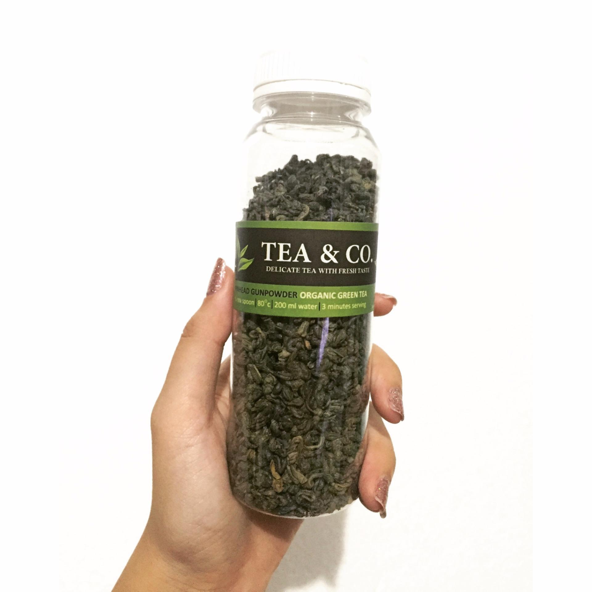 Toko Theorganicstop Green Tea Premium Quality Organik Alami Lengkap Di Dki Jakarta