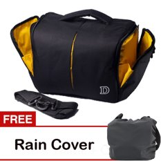 Spesifikasi Third Party Nikon Tas Kamera Selempang Kotak Gratis Jas Hujan Kode T Baru