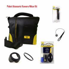 Third Party Paket Aksesoris Kamera Nikon Kit 18-55mm Baru (1x beli MURAH dapat 6 produk)