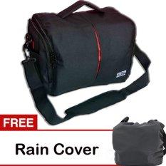 Ongkos Kirim Third Party Tas Kamera Canon Eos Kode T Hitam Free Rain Cover Di Jawa Timur