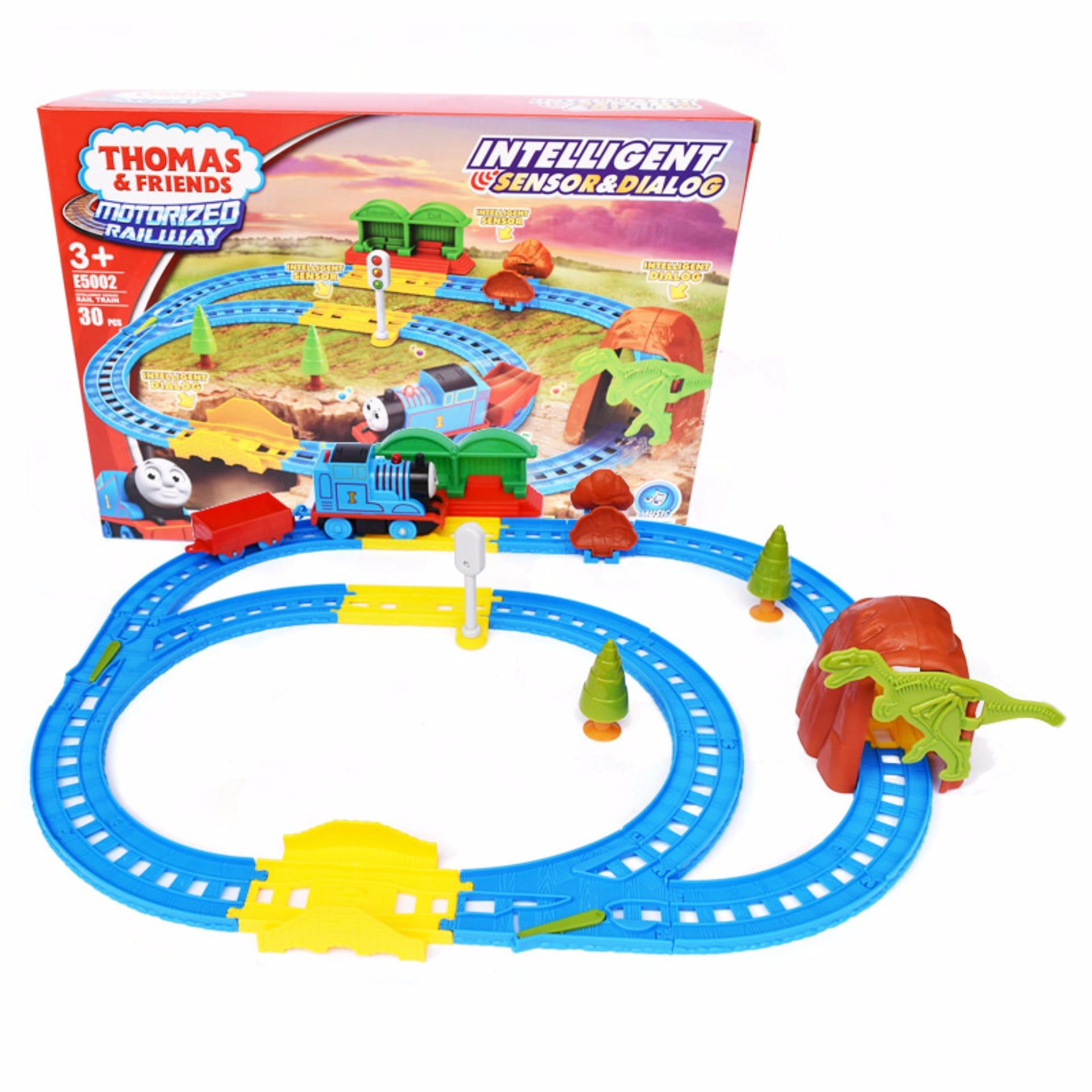 Thomas And Friends Motorized Railway With Intelligent Sensor E5002 Dki Jakarta Diskon 50