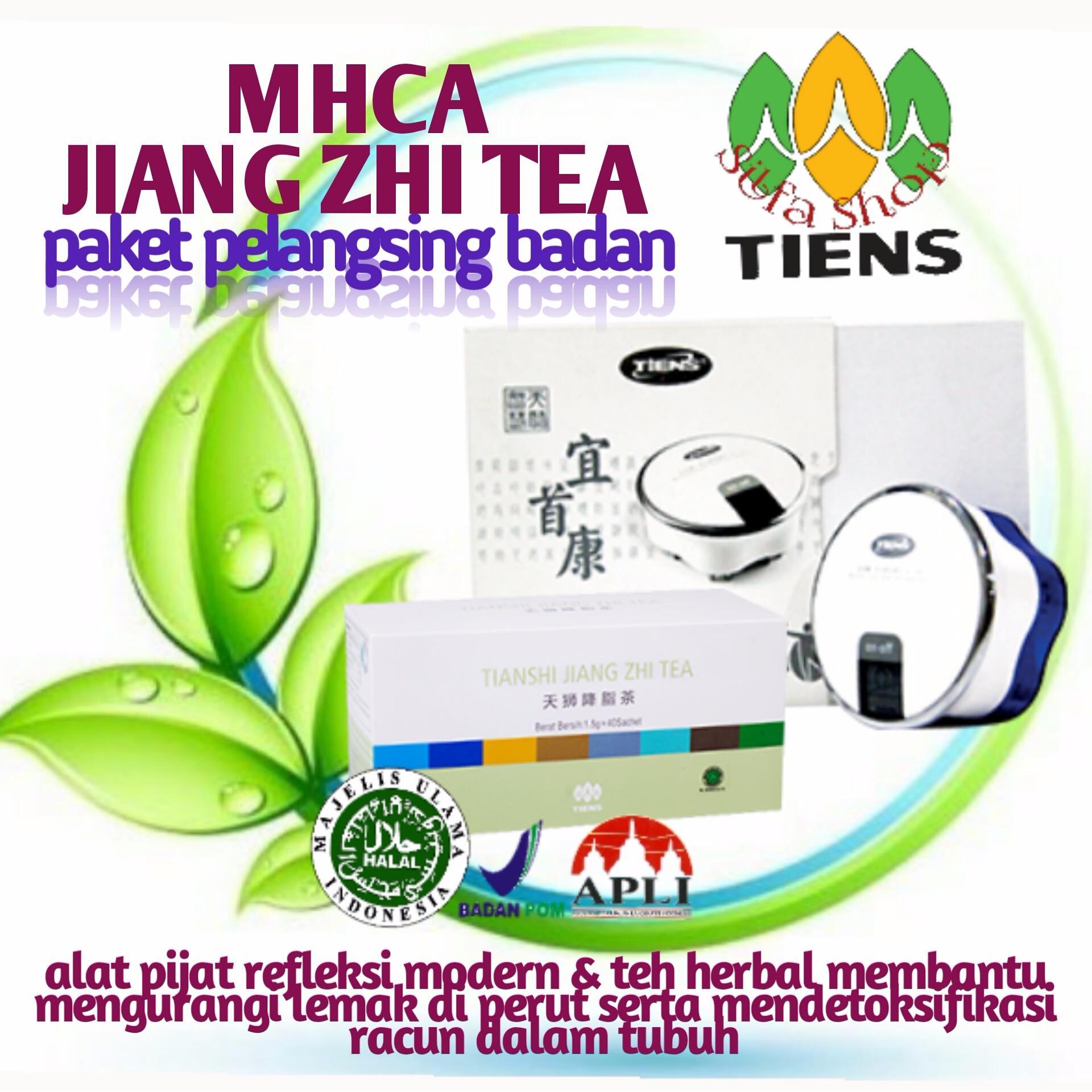 Toko Tiens Mhca Alat Pijat Refleksi Jiang Zhi Tea Teh Herbal Detoksifikasi Racun Dalam Tubuh By Silfa Shop Murah Di Jawa Timur